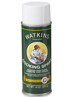 Watkins Cooking Spray Item 01040