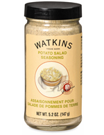 Watkins Potato Salad Seasoning, 5.2 oz Jar Item 31986