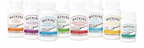 New Watkins Supplements