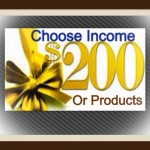 $200.00 Income or Products