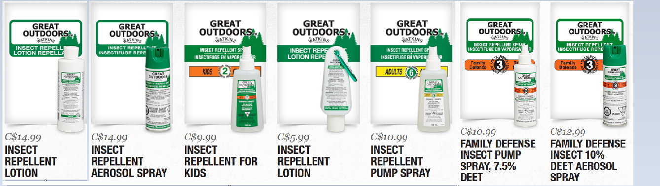 Insect Repellent 6
