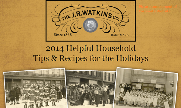 2014 Helpful Household Tips & Recipes for the Holidays