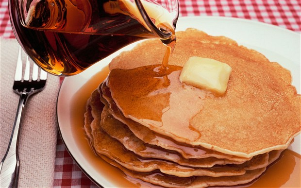 Make Maple Syrup using Watkins Maple Extract