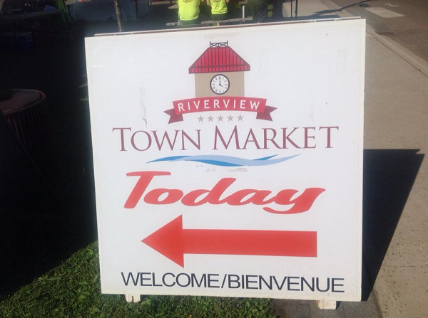 The Riverview Town Market