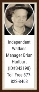 Independent Manager Brian Hurlburt (ID#342198)