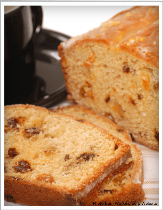 Apple Cider Quick Bread Recipe