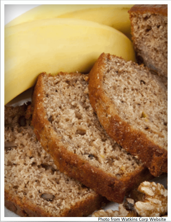 Banana Spice Bread Recipe