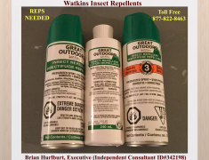 Insect Repellent with DEET
