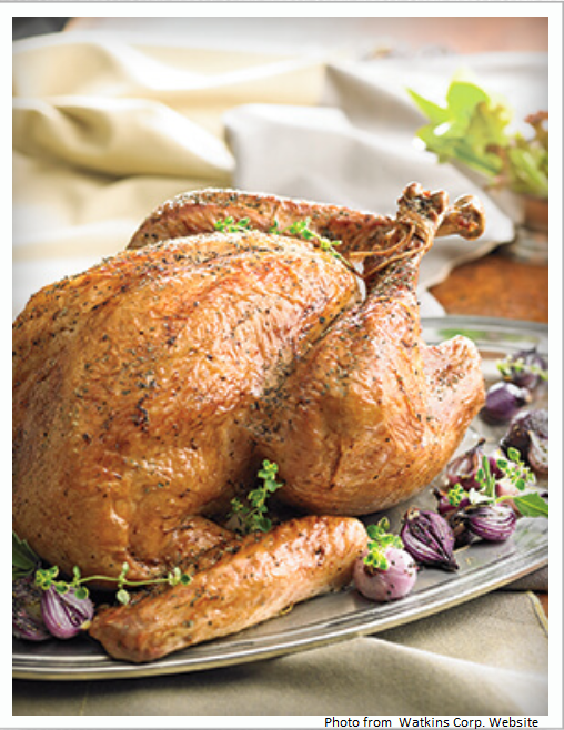 Herbed Turkey
